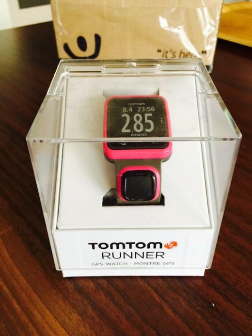 TomTom Runner pack