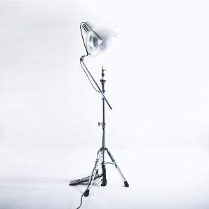 Lampe pied batterie pearl