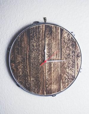 horloge batterie pearl