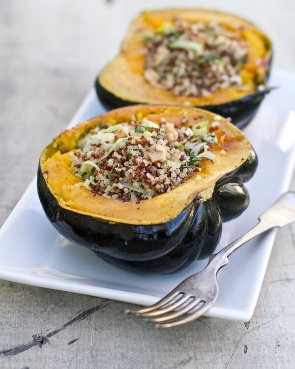 Thanksgiving Side Dishes Squash