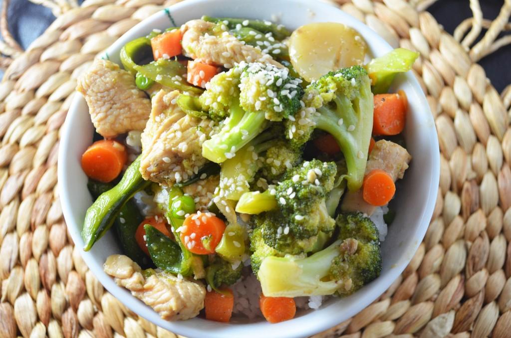 leftover turkey meat recipe