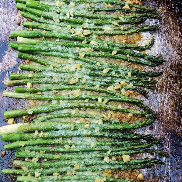Thanksgiving Asparagus Side Dishes