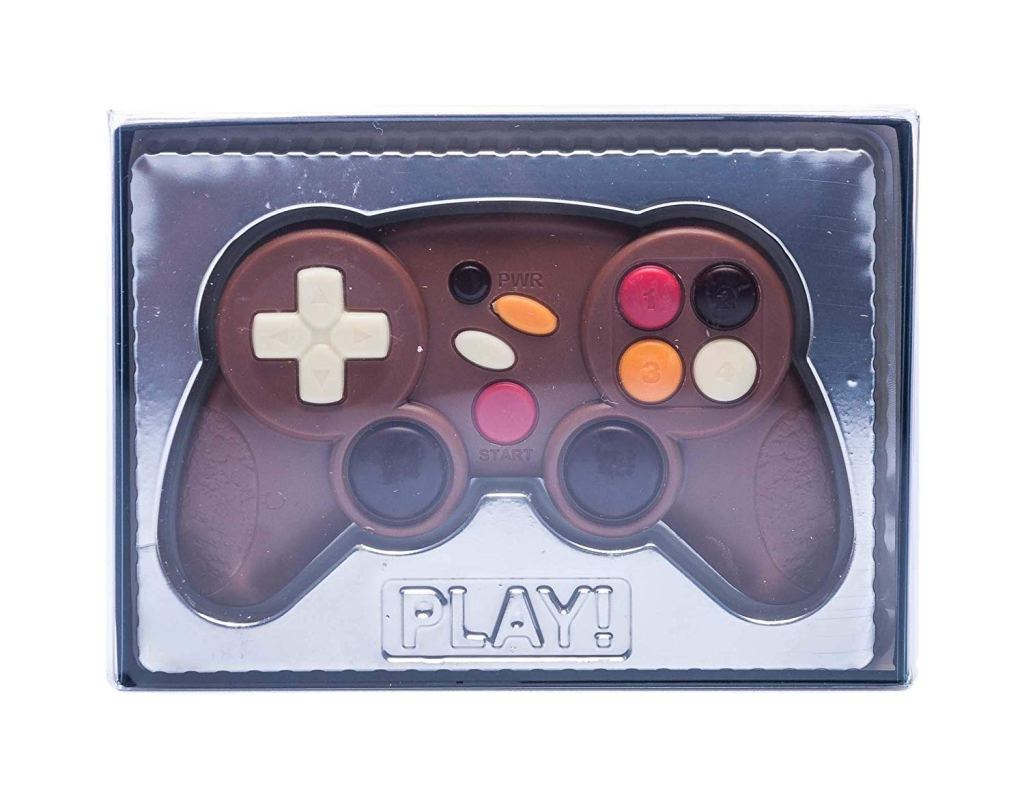 Chocolate game controller valentines candy gift