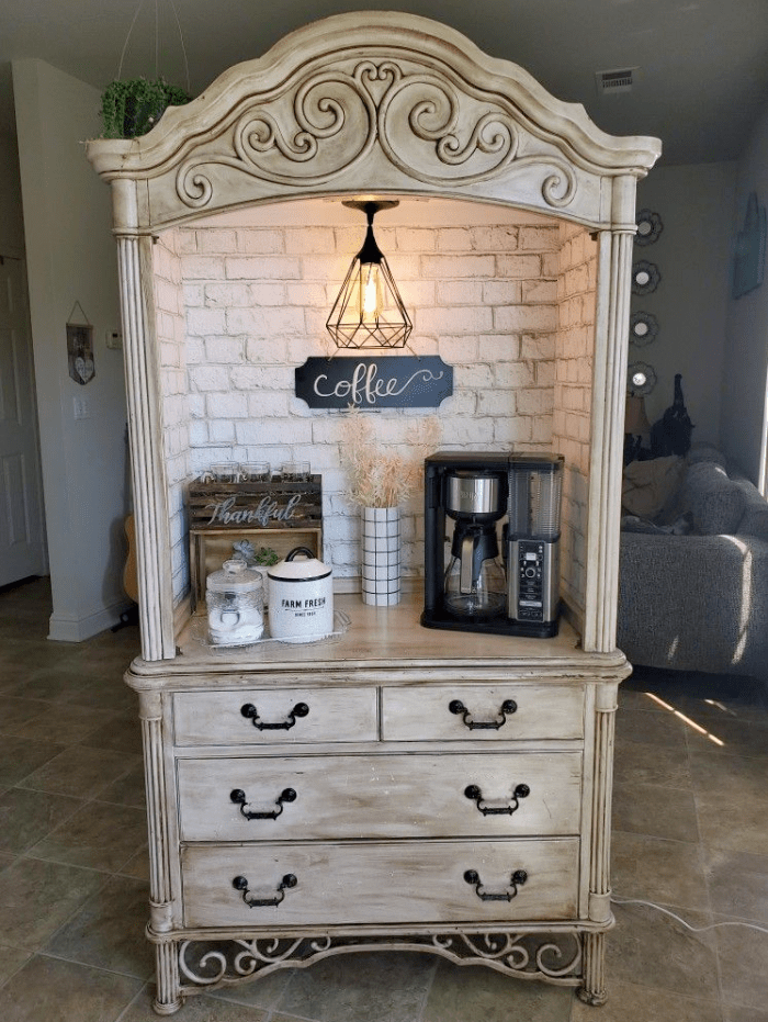 coffee armoire