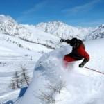 Station de ski des Alpes d'Huez