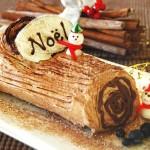Christmas Log (Buche de Noel)