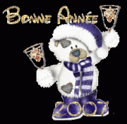 happy new year french bonne annes