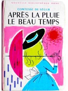 French expression: Apres La Pluie Le Beau Temps