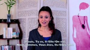 French for Beginners Lesson 3.1 on Conjugating Etre