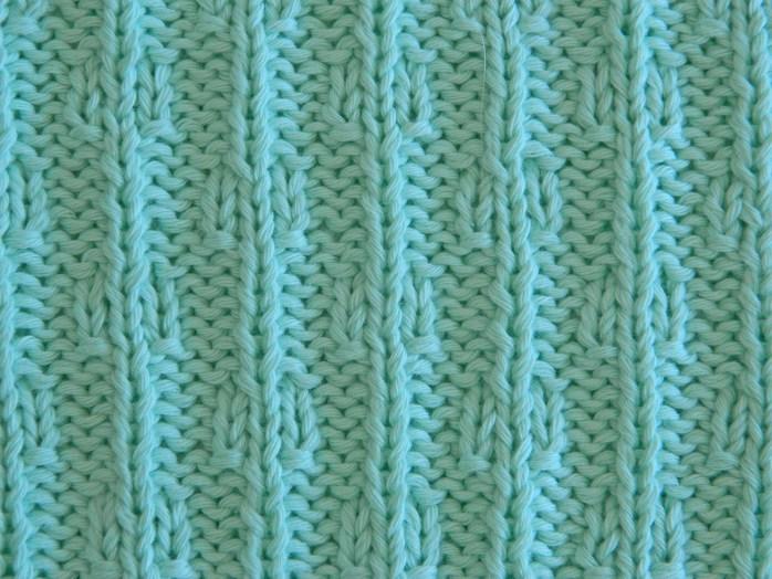block 5 12 blocks xmas dishcloth