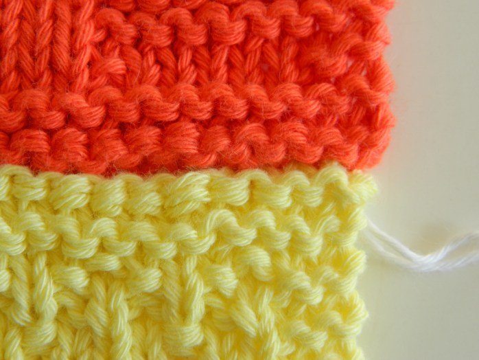 how to seam knitting