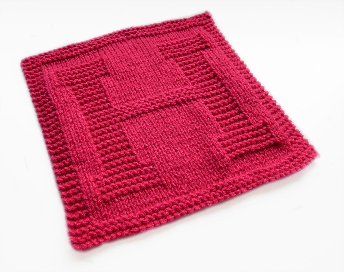 H dishcloth pattern alphabet dishcloth knitting pattern ohlalana