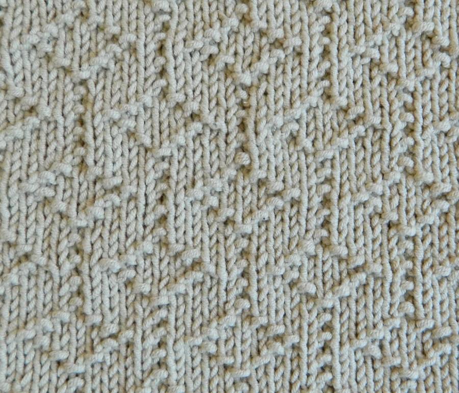 GEOMETRIC knitting pattern GEOMETRIC stitch pattern ohlalana