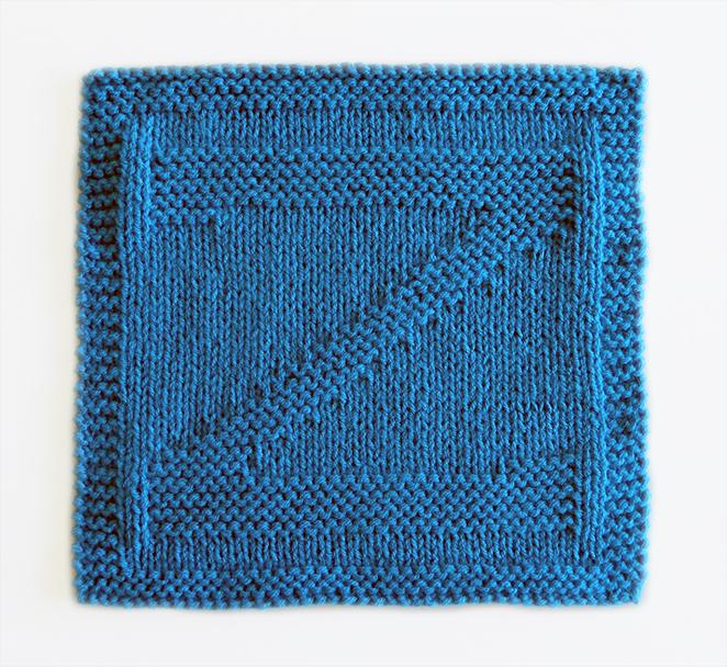 Z dishcloth pattern alphabet dishcloth knitting pattern ohlalana Z letter knitting pattern