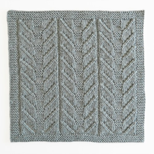 LACE N°3 pattern, lace dishcloth, lace knitting pattern, lace free pattern