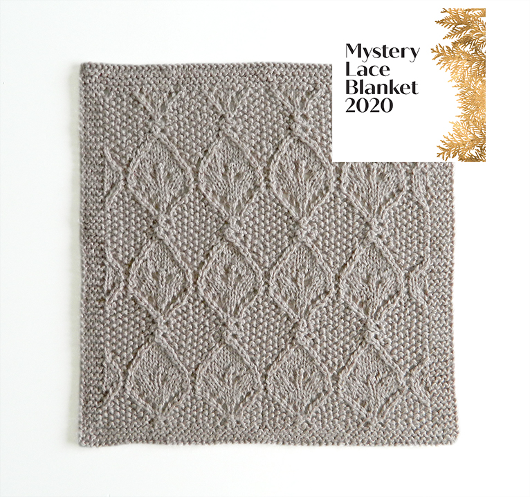 LACE N°11 pattern, lace dishcloth, lace knitting pattern, lace free pattern