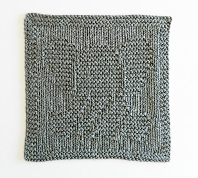 ELEPHANT dishcloth, ELEPHANT pattern, BEGINNER BLANKET MKAL 2020, ELEPHANT dishcloth pattern, ELEPHANT knitting pattern, OhLaLana dishcloth free pattern
