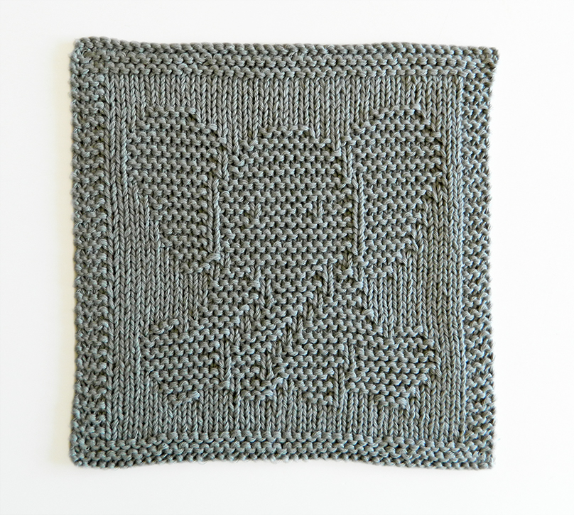 ELEPHANT dishcloth, ELEPHANT pattern, BEGINNER BLANKET MKAL 2020, ELEPHANT dishcloth pattern, ELEPHANT knitting pattern, OhLaLana dishcloth free pattern