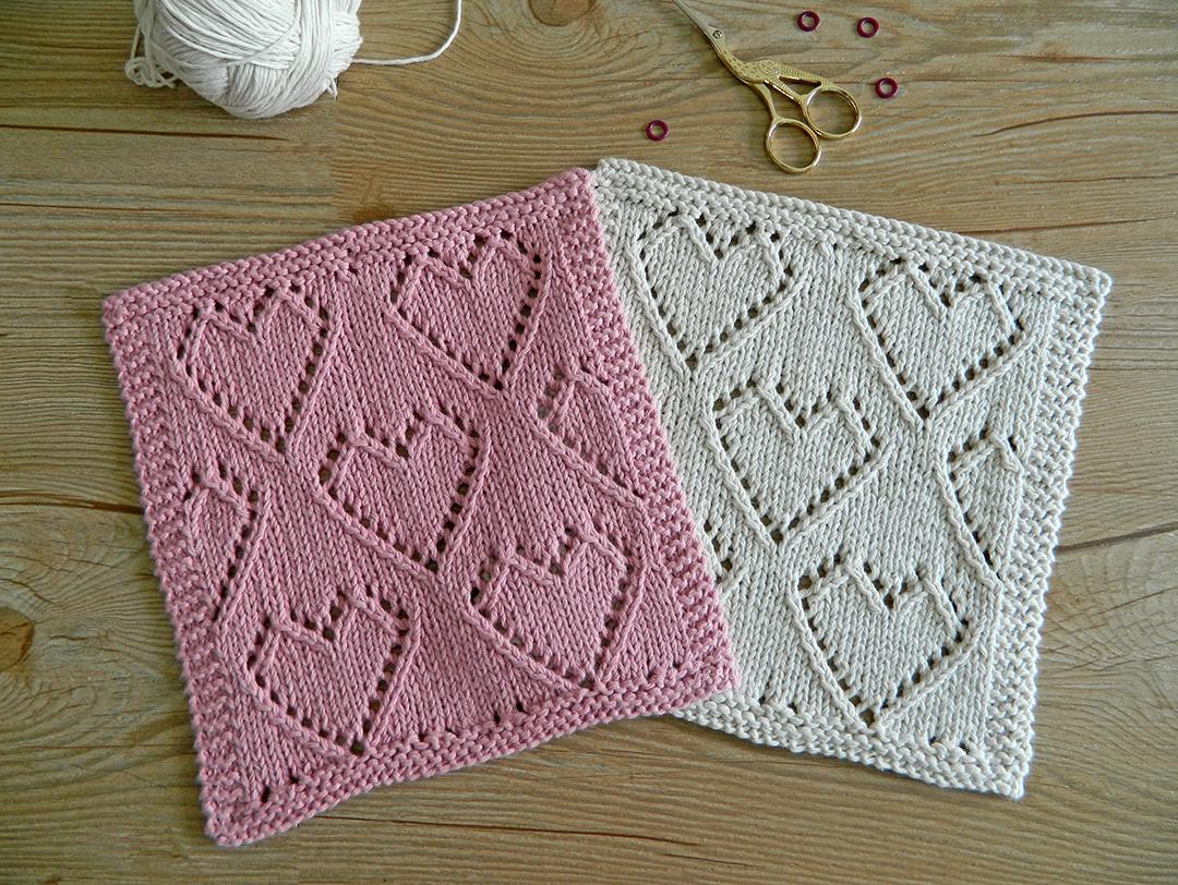 Animal Dishcloth and Washcloth Knitting Patterns- In the Loop Knitting | 812x1080