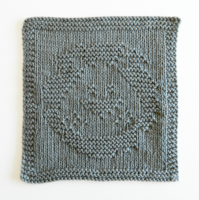 LION knitting pattern, LION dishcloth, LION HEAD pattern, BEGINNER BLANKET MKAL 2020, LION HEAD knitting pattern, LION HEAD dishcloth, OhLaLana dishcloth free pattern
