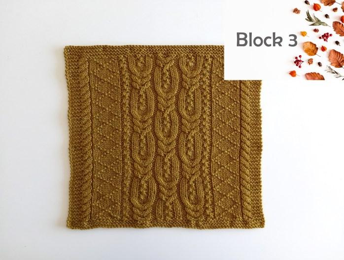 BLOCK 3 of Blanket MKAL 2021