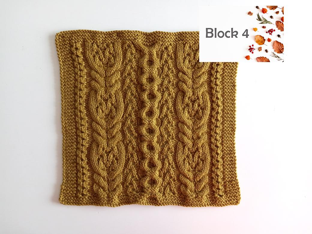 BLOCK 4 of Blanket MKAL 2021