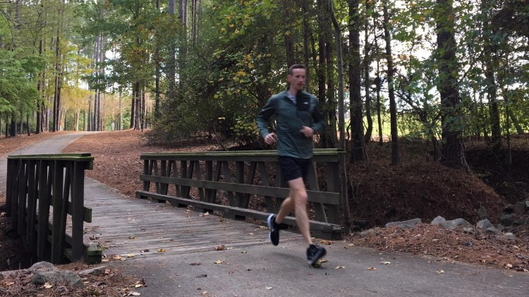 Andy Running in GA (2)