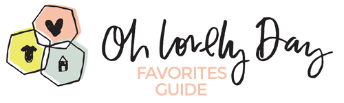 Oh Lovely Day Chandra's Favorites Guide