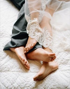 sex on your wedding night | photo by elizabeth messina