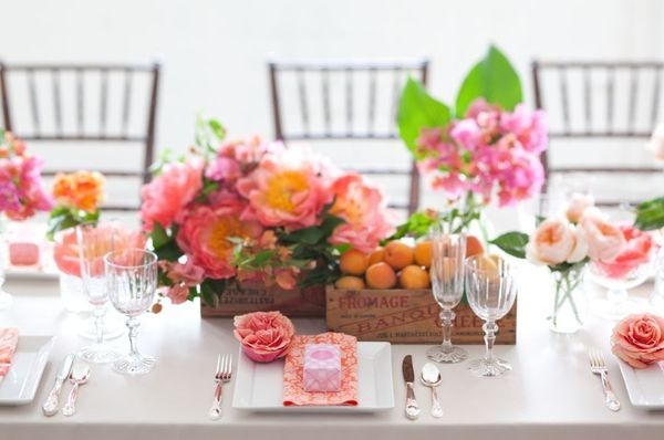 Floral Centerpiece Ideas For Spring