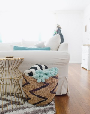 great tips for keeping your home clean and allergen-free. Great suggestions for keeping your floors baby and toddler-friendly!