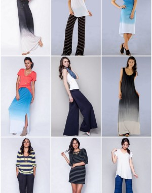 comfortable chic apparel from Saint Grace   Oh Lovely Day