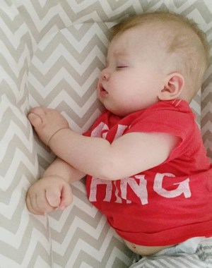 Baby Sleep Issues + A Q&A with a Sleep Training Expert