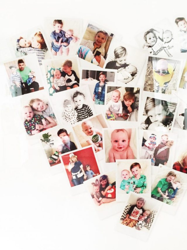 Brilliant hacks for organizing, storing, and displaying family photos