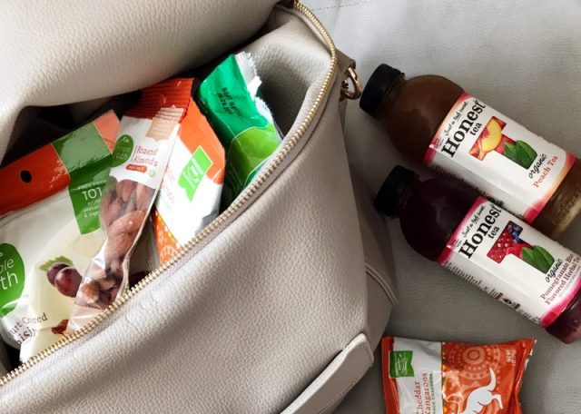 Eating Organic on the Go with Simple Truth and Honest Tea #shop