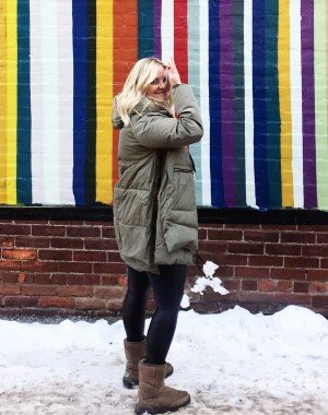 I've discovered the warmest and coziest winter coat ever and you need to get one too!