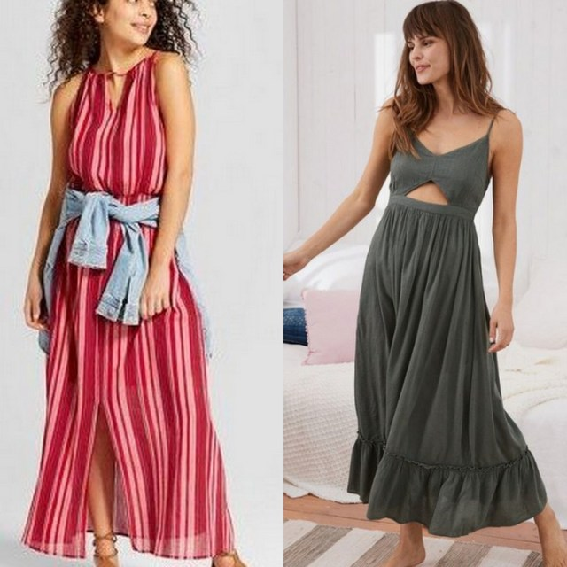 The Perfect Maxi Dress | Budget-friendly Spring/Summer Capsule Wardrobe | ohlovelyday.com