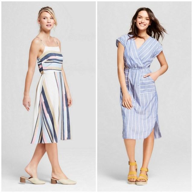 The Midi Dress | Budget-friendly Spring/Summer Capsule Wardrobe | ohlovelyday.com
