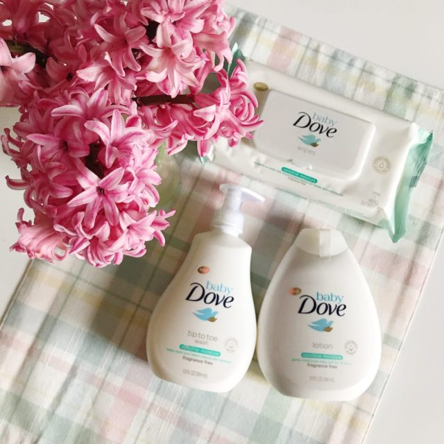 How I prepare and protect my little one's skin from the changing seasons with @Dove #DovePartner #BabyDoveLove