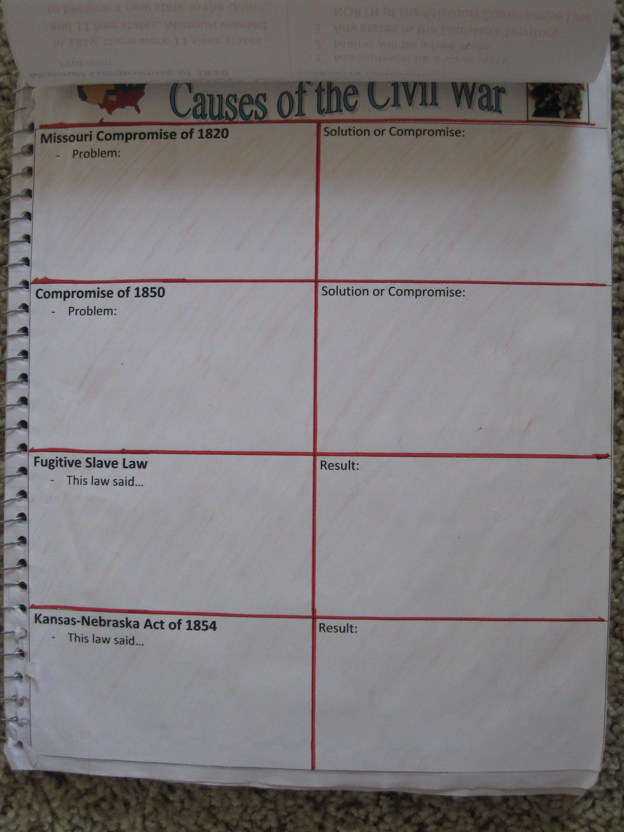 hight resolution of ohmohamed licensed for non-commercial use only / 5th Grade Interactive  Notebook