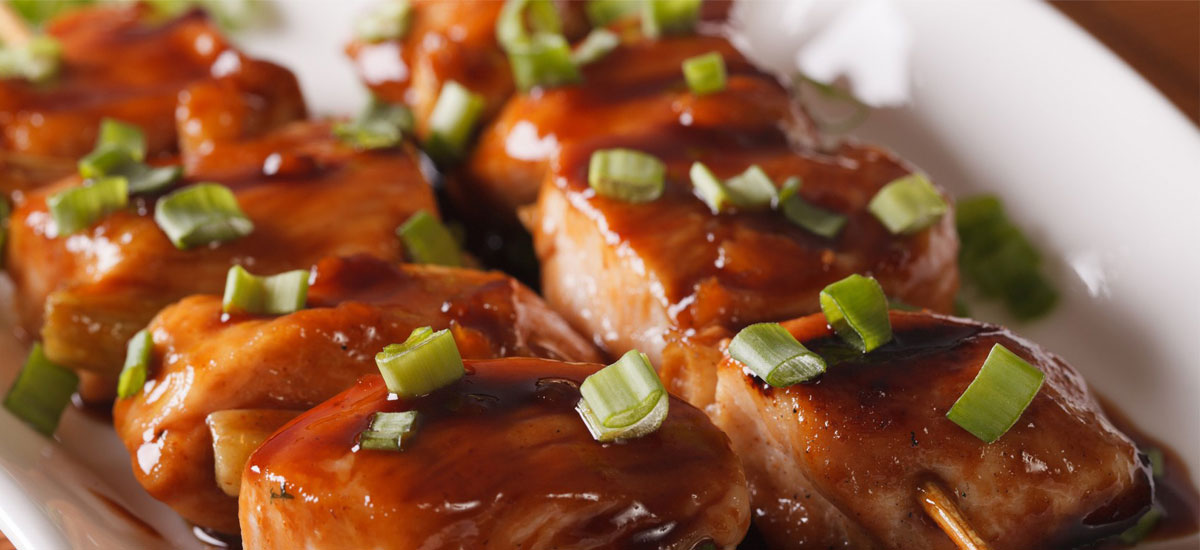 Sauce yakitori (tare)