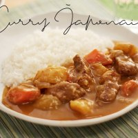 Curry japonais
