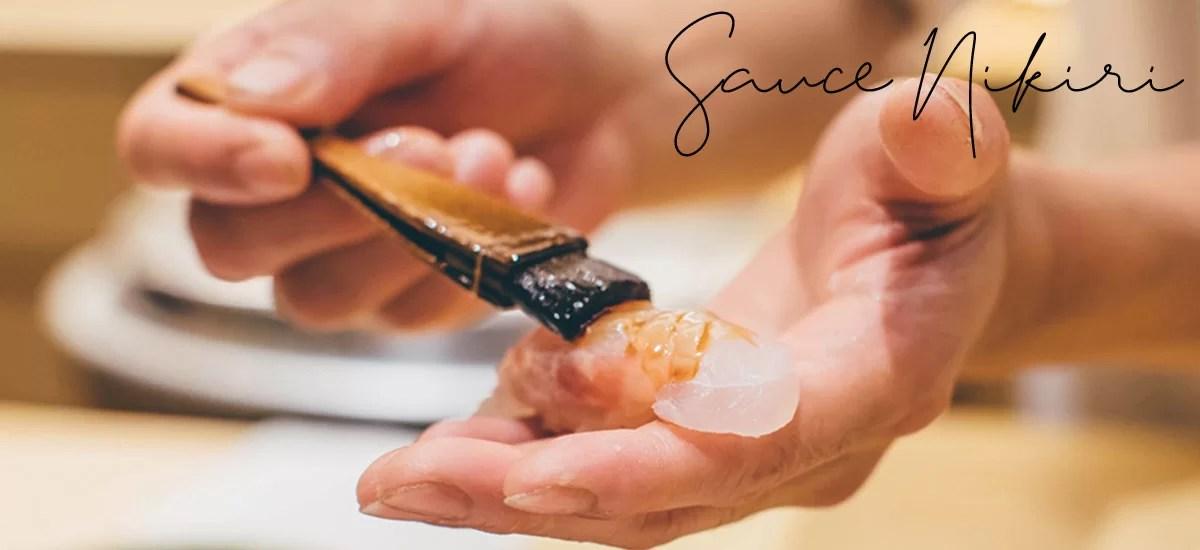 Sauce nikiri, LA sauce du maître sushi !