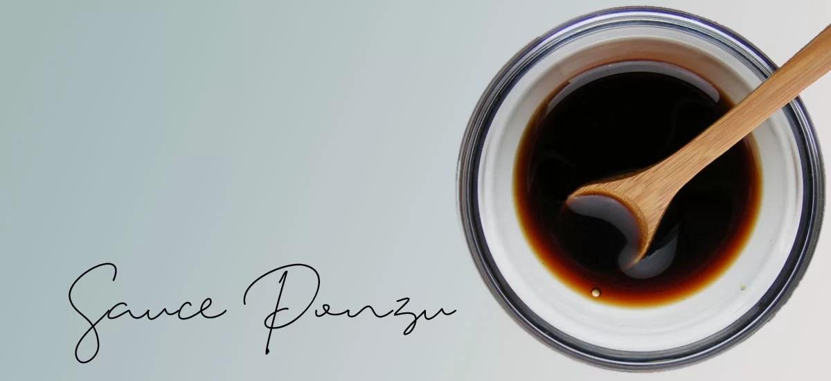 Sauce Ponzu