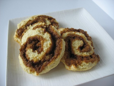 Cinnamon Roll Style Scones | Oh Mrs. Tucker