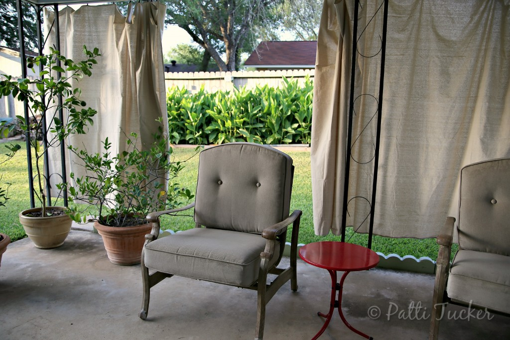 inexpensive patio curtain ideas - Outdoor Patio Curtains Ideas