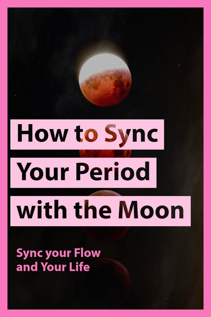 How to Sync Your Cycle with The Moon