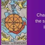 The Wheel Of Fortune Tarot Card Meaning Ohm Terra