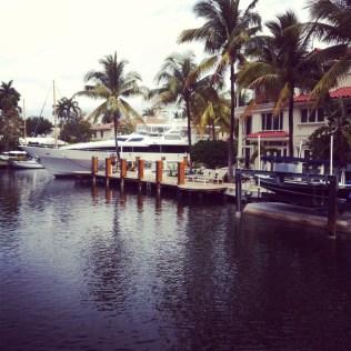 Bydlení u vody má svoje kouzlo ;-)
