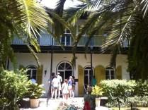 Hemingwayův dům